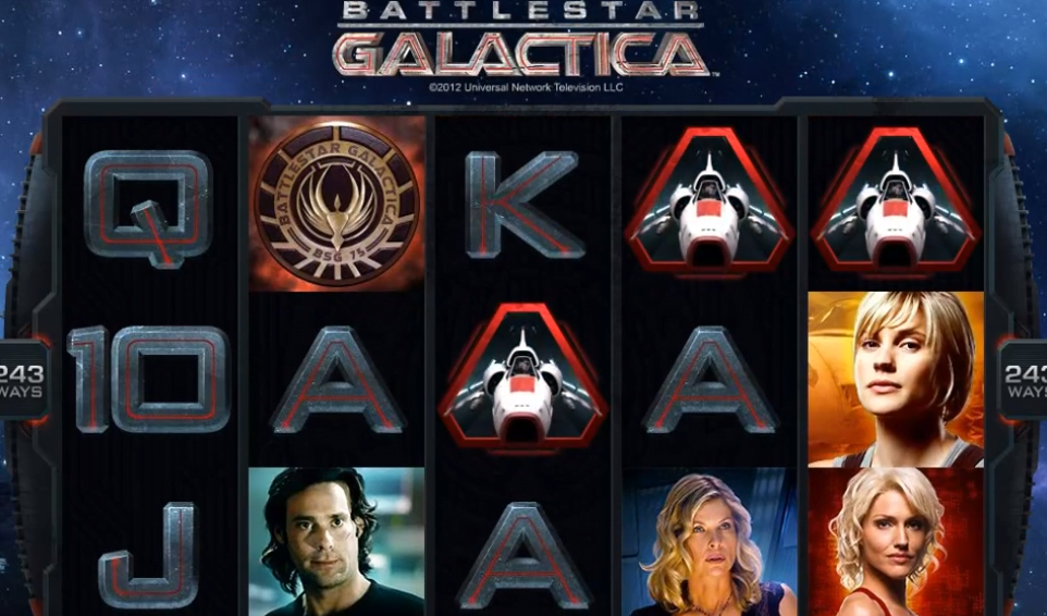Battlestar Galactica – the ultimate ride